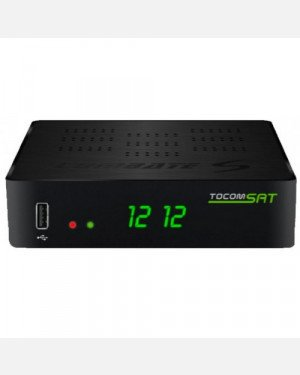 Tocomsat Combate S - HD IPTV On Demand H265 Wifi