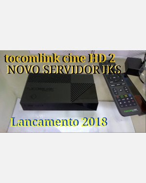 RECEPTOR TOCOMLINK CINE HD 2 ACM