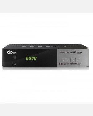 Duosat Spider HD Nano CABO - HD 3D 1080p Wifi