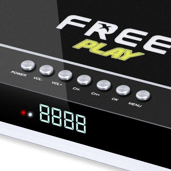 RECEPTOR FREEI PLAY - HD ANDROID IPTV